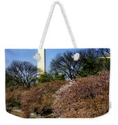 From The Basin To The Monument Weekender Tote Bag