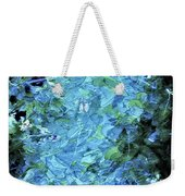 From The Glory Of Trees Abstract Weekender Tote Bag