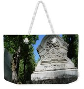 From The Grave No2 Weekender Tote Bag