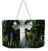 From The Grave No4 Weekender Tote Bag