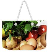 From The Market Weekender Tote Bag