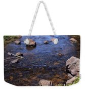 From The Mountains To The Sea Weekender Tote Bag