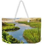 From The Sand Dunes To The Beach Weekender Tote Bag
