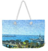 From The Shore Weekender Tote Bag