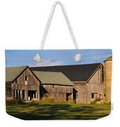 From Thy Labors Rest Weekender Tote Bag