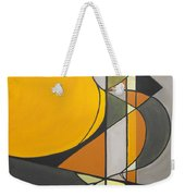 From Time To Time Weekender Tote Bag