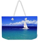 Maui Hawaii Frommer's 2000 Maui Cover Weekender Tote Bag