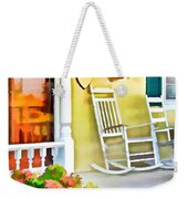 Front Porch 2 Weekender Tote Bag