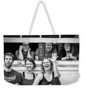 Front Row Spectators Weekender Tote Bag