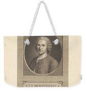 Frontispiece: J.j. Rousseau Weekender Tote Bag