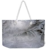 Frosted Pane Weekender Tote Bag