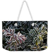 Frosted Tips Weekender Tote Bag