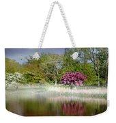 Spring Frosting Weekender Tote Bag