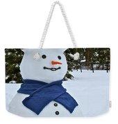 Frosty Alaskan Weekender Tote Bag