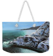 Frosty Fort Amherst Weekender Tote Bag