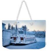 Frozen Attraction Weekender Tote Bag