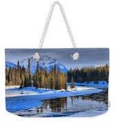 Frozen Jasper Paradise Weekender Tote Bag