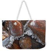 Frozen Jewels Weekender Tote Bag