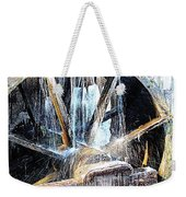 Frozen - John P. Cable Grist Mill Weekender Tote Bag