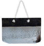 Frozen Lake 2 Weekender Tote Bag