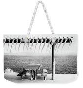 Frozen Picinic Weekender Tote Bag