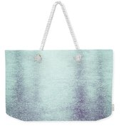 Frozen Reflections Weekender Tote Bag by Wim Lanclus