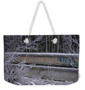 Frozen Revolution Weekender Tote Bag