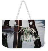 Frozen Ropes Weekender Tote Bag