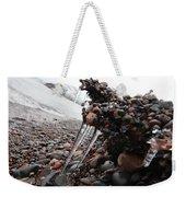Frozen Shoreline Weekender Tote Bag