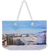 Frozen Valley 2 V3 Weekender Tote Bag