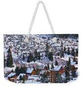 Frozen Village V2 Weekender Tote Bag