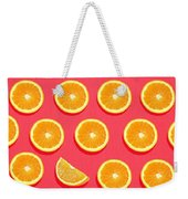 Fruit 2 Weekender Tote Bag by Mark Ashkenazi