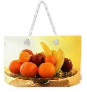 Fruit Arrangement Weekender Tote Bag