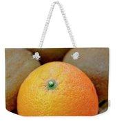 Fruit Basket. Orange. Weekender Tote Bag