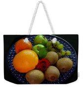 Fruit Dish Weekender Tote Bag