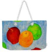 Fruit Drops Weekender Tote Bag