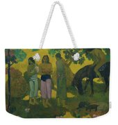 Fruit Gathering Weekender Tote Bag