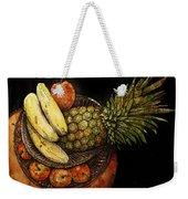 Fruit In The Round Weekender Tote Bag