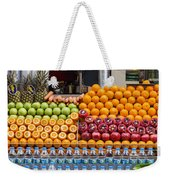 Fruit Just Stand Weekender Tote Bag