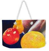 Fruit Lips Weekender Tote Bag