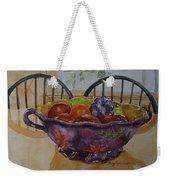 Fruit On The Table Weekender Tote Bag