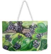 Fruit On The Vine Weekender Tote Bag