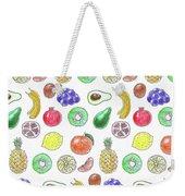 Fruit Pattern  Weekender Tote Bag
