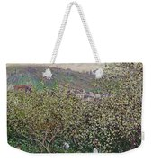 Fruit Pickers Weekender Tote Bag