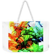 Fruit Salad Weekender Tote Bag