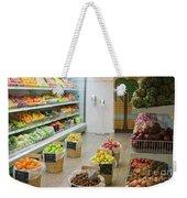 Fruit Shop Weekender Tote Bag
