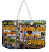 Fruit Stand Antigua  Guatemala Weekender Tote Bag