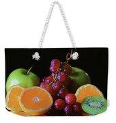 Fruit Still Life Weekender Tote Bag