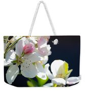 Fruit Tree Blossom Weekender Tote Bag