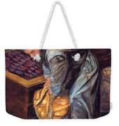Fruit Vendor Weekender Tote Bag